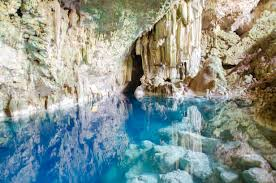 Bathe in the beauty of the Saturn Cave