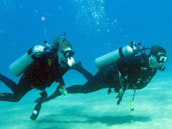 Next stop: snorkeling in the Punta de Maya