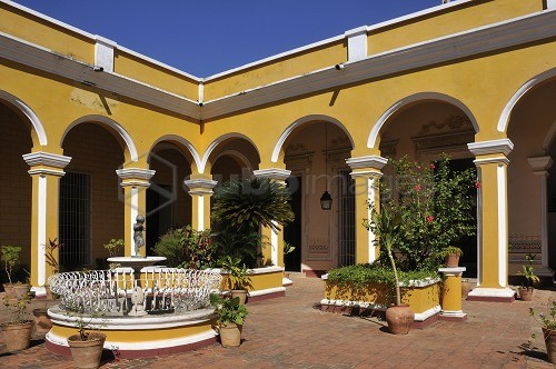 Trinidad, Cuba, and the Palacio Cantero Museum