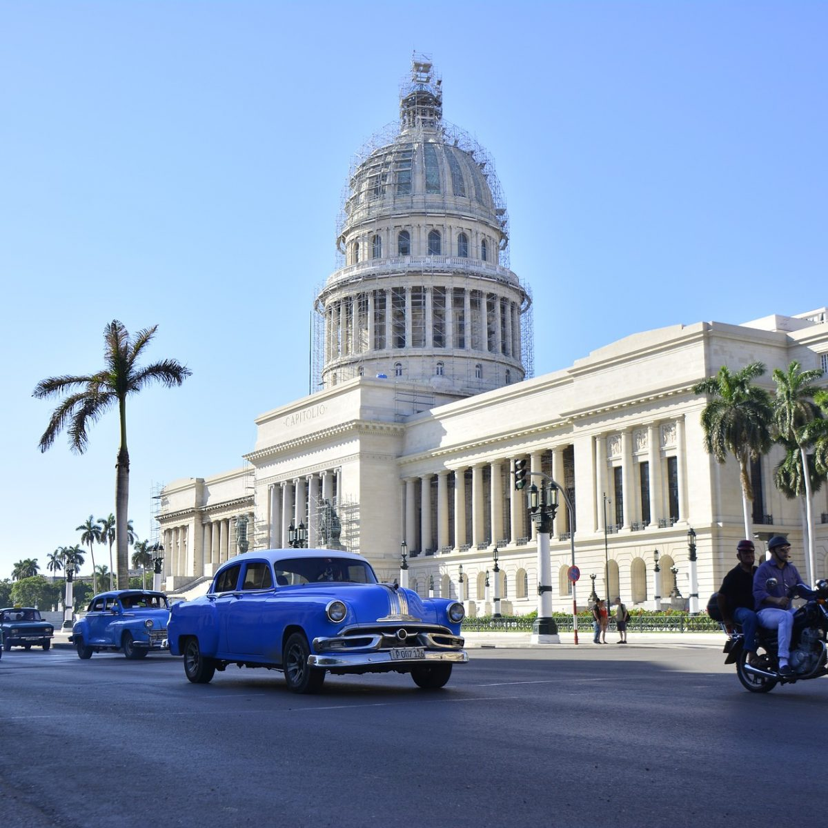 Tour of New Havana
