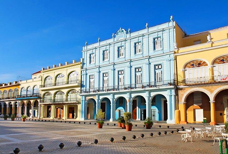 Next Up: Havana Vieja (Old Havana)