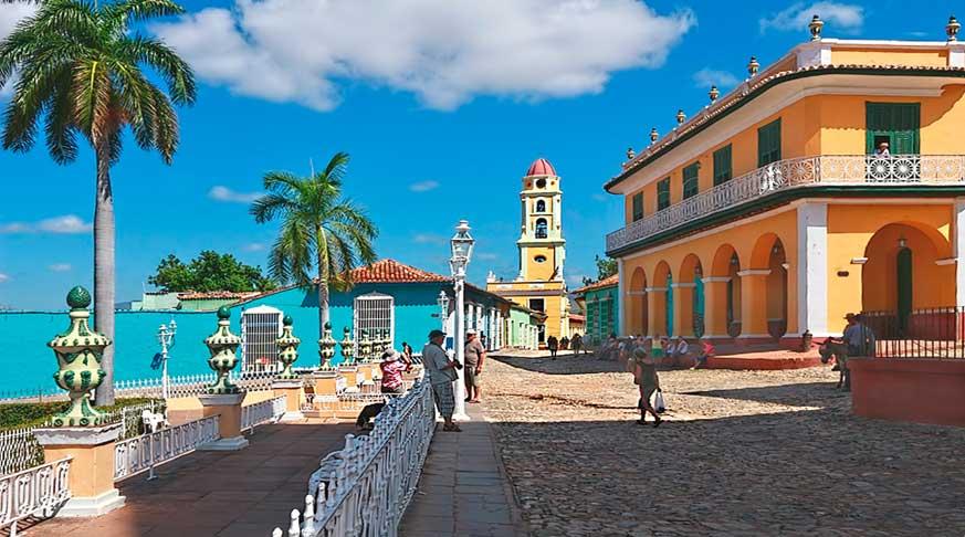 Next Stop: Trinidad!